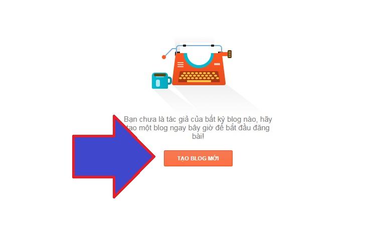 cách lập blog cá nhân miễn phí