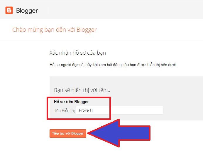 cách lập blog miễn phí