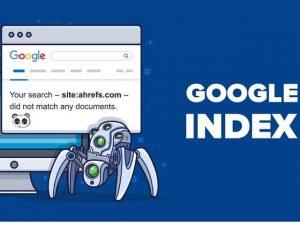 Cách kiểm tra website đã được google index chưa