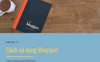 hướng dẫn sử dụng blogspot toàn tập