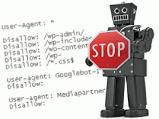 robots.txt cho blogspot