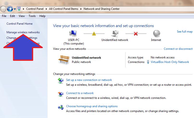 Manage-wireless-network