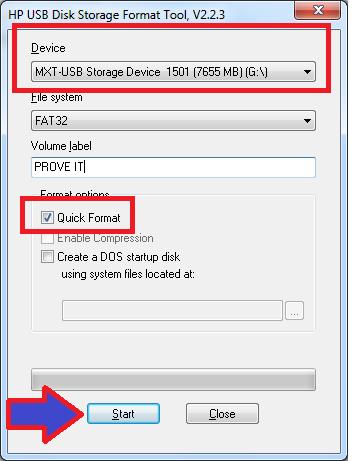 cách tạo file boot bằng usb