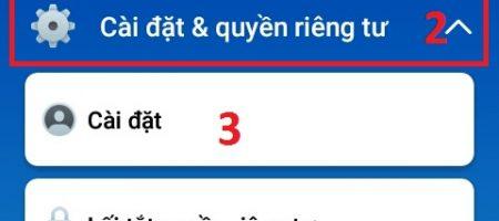 cách xóa số điện thoại đăng ký facebook