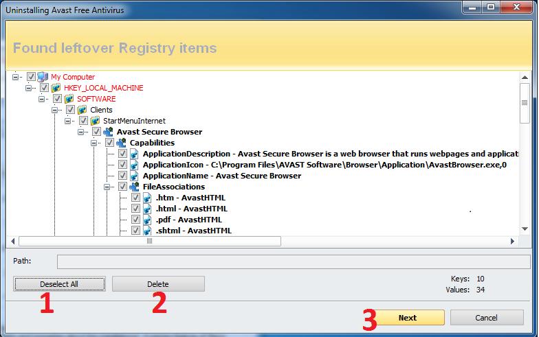 cách tắt phần mềm diệt virus avast