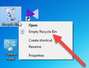 cách xóa các tập tin rác trong máy tính