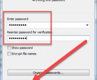 đặt mật khẩu cho folder win 10